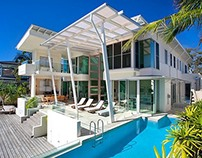 Noosa Holiday Home by Carole Tretheway Design