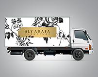 Aly Arafa Furniture - Van Design