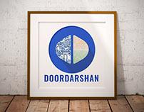 Digital India--Logo redesign for Doordarshan -
