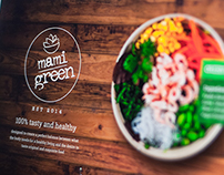 welcome to mamigreen! a salad bar from sweden.