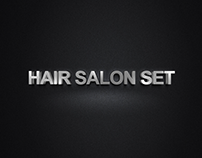 Hair Salon Set