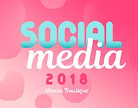 Social Media - Mimou Boutique
