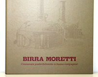 """Catalogo """"Famiglia Birra Moretti"""""""