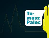 Tomasz Palec / Cracow promo campaign
