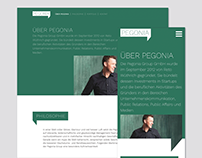 Pegonia Group GmbH | Website