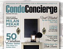 Condo Concierge Magazine