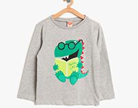KOTON / Kidswear Graphic Designer SM/SP 17