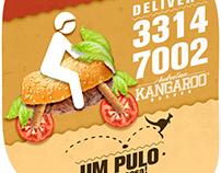 Kangaroo Burger - Redes Sociais