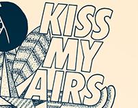 KissMyAirs® - Poster