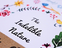 Calendar 2015- The Indelible Nature