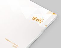 Annual Report 2015 - Glintt