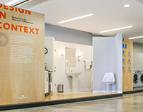 P&G Innovator's Showroom Installation