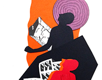 Collages for O Estado de São Paulo// Aliás