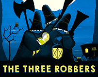 Tomi Ungerer's The Three Robbers- Picture book month