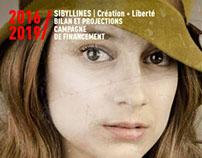 Sibyllines, théâtre de création (2016)