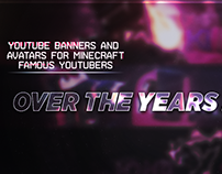 2015-2016 YT Banners , Avatars and THUMBS Portfolio