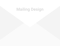 Mailing Design - Interface + Code