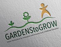 Logo GARDENStoGROW
