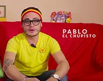 Chupa Chups Mockumentary Branded Content Video