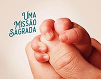 Campanha: Dia dos Pais para Parque dos Lírios