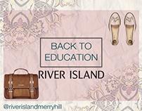 Social Ambassador:  Dudley Merry Hill - River Island