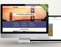 Mystique Corporate Website Template