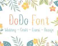 DoDo Font