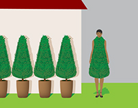 Shrub dress