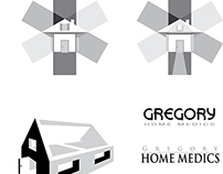 Logo Design - Gregory Home Medics