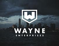 Wayne Enterprises Logo