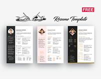 FREE Resume/CV Templates