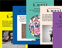 K.West Magazine – Editorial Design