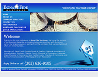Bona Fide Mortgage Company