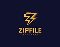Zip File Logo
