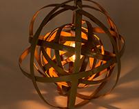 BANDHAN BAMBOO LAMP