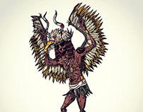 Elki the Eagle Dancer