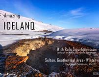 Seltún, Geothermal area │ Winter │ Reykjanes Part 12