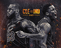 NBA Illustrations V - 2018