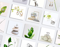 Instagram Content Design for Jewelry Company