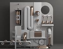 FACTORY |set design exploration