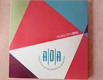 Anuario ADA 2015