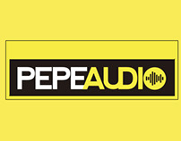 "Cambio visual ""PEPEAUDIO.CL"""