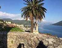 Bay of Kotor views