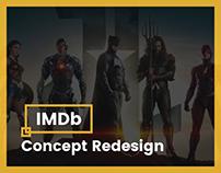 IMDB Redesign- UI/UX