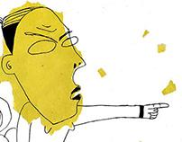 "illustration for the book ""cinderella"""