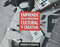 Cartel exterior para Factoría Cultural. Matadero Madrid