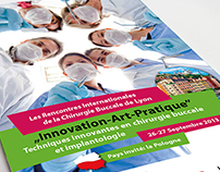 Cabinet Michel - medical congress materials