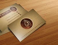 Al hossam business card