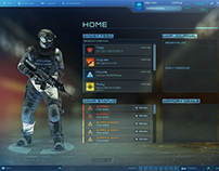Ghost Recon : Phantoms / Interfaces