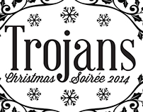 Trojans Social Club Christmas Shirts